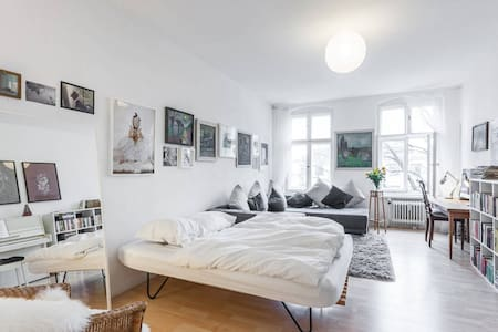 Bright, great Room in Xberg - 柏林
