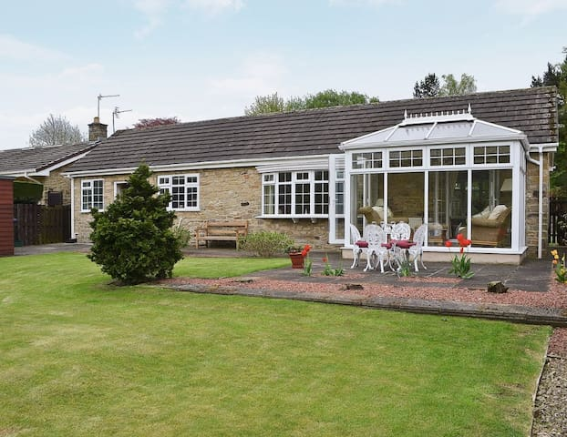 Woodland View 5 *luxury bungalow. - Beamish - Bungalow