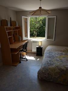 Chambre privée dans maison calme - Saint-Simon
