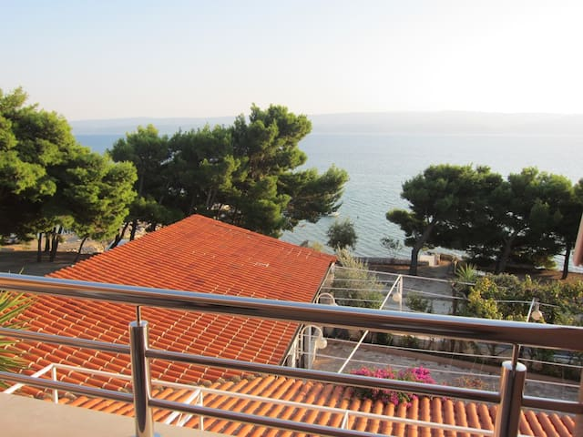 Villa Dalmacija - Double Room - Duće - Bed & Breakfast