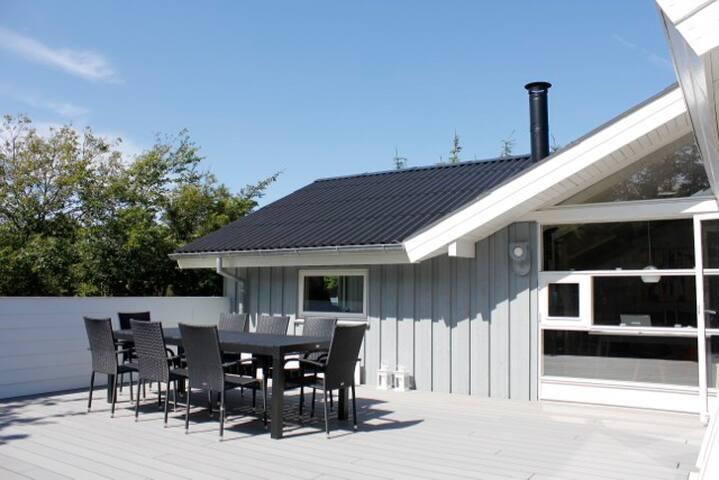 Villa Mormor at the Northwest Coast - Løkken - Casa
