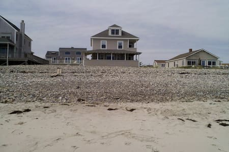 Huge house right on the ocean. - Scituate - House