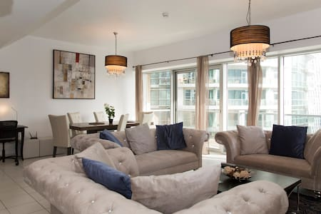 3 Bedrooms With Full Marina View! - 杜拜 - 公寓