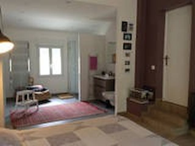 suite parentale maisons louer tours centre france. Black Bedroom Furniture Sets. Home Design Ideas