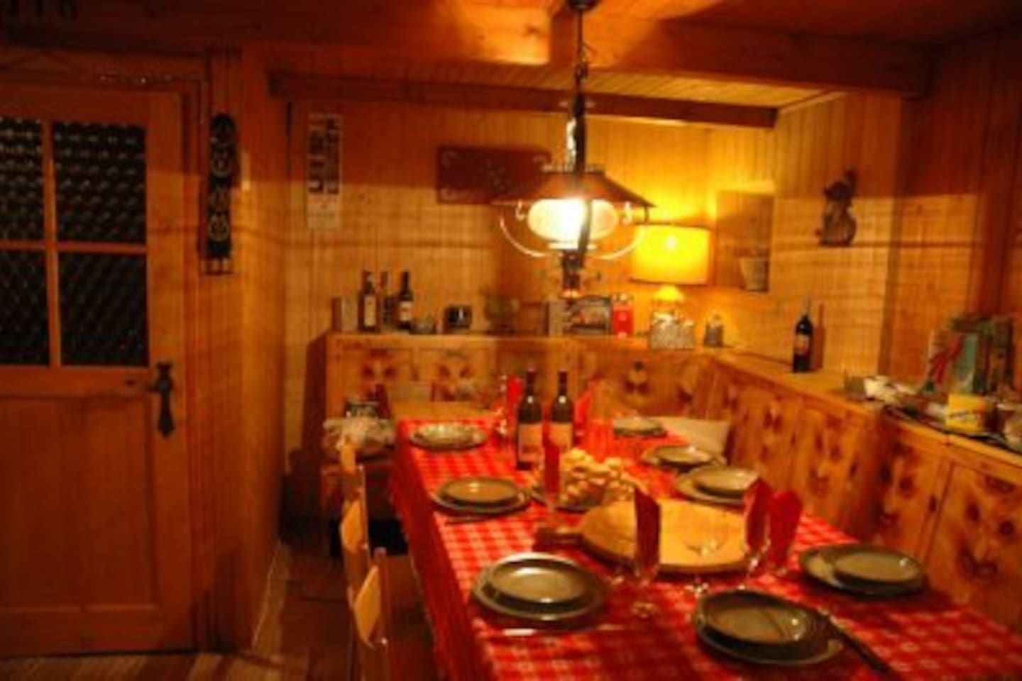 Chalet della Giggia sulle piste - Chalet in affitto a Cavalese ...