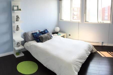 Chambre à Sainte-Foy - Cozy room - ควีเบก