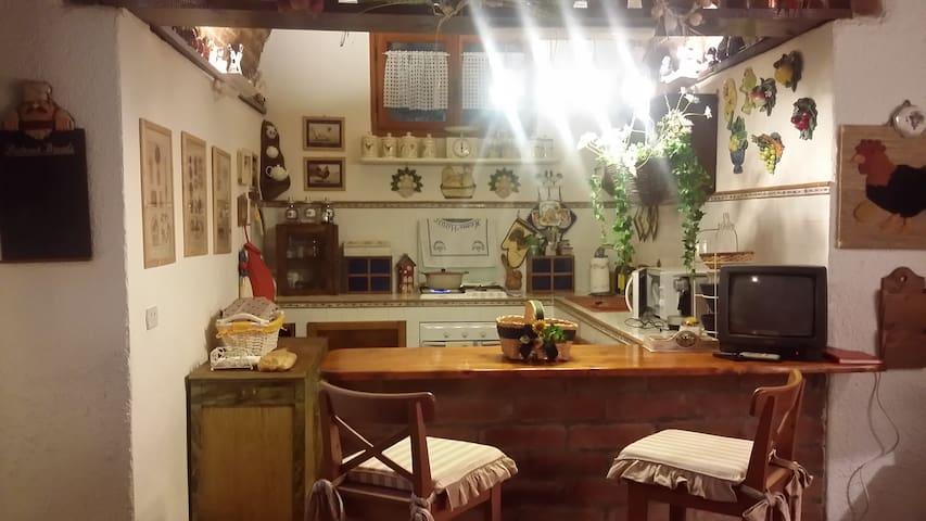 ANTICO CASALE IL FRULLINO - Borgo a Mozzano - Casa de camp