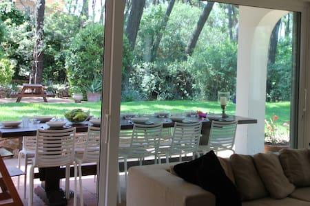 Luxury villa on a long sandy beach - Giannella - Ev