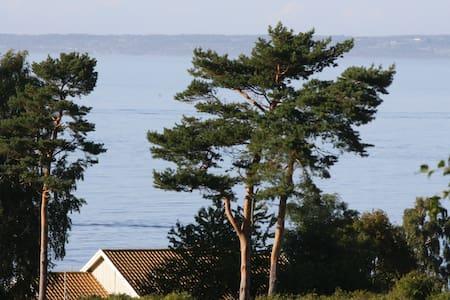 Modern house close to the golf course - Skäret - Dům