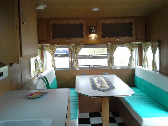 Adult Glamping in So. Vermont - Dummerston - Wóz Kempingowy/RV