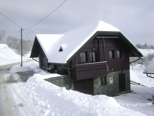 Apartma Zeleni dragulj Pohorje, 4+2 - Slovenska Bistrica - Casa