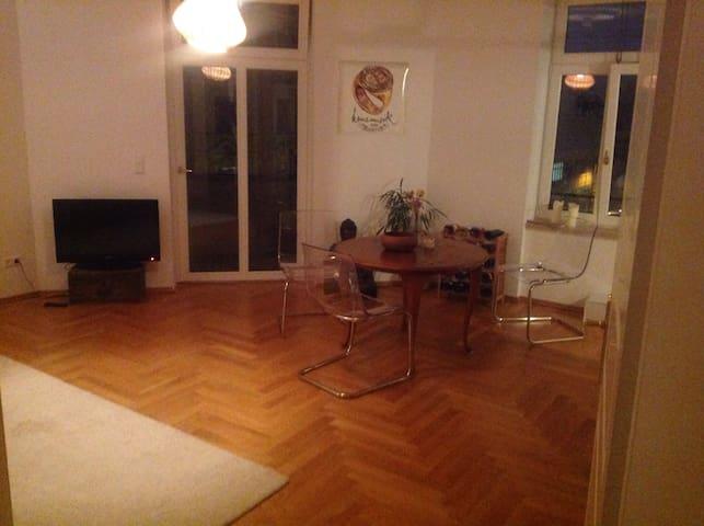Schöne, kernsanierte Altbauwhg. Süd - Leipzig - Apartment