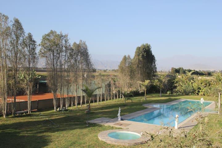 El Valentín, El Carmen, Chincha - Sunampe - House