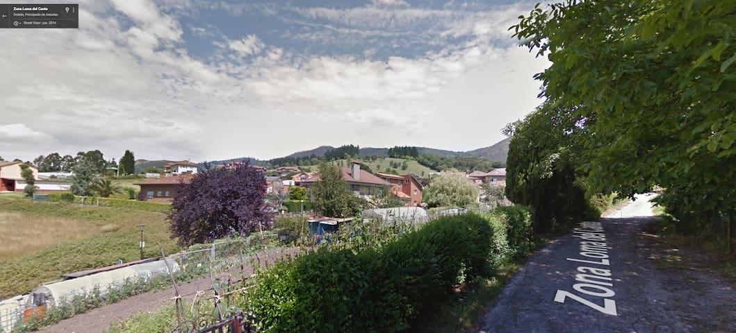Cerca de Monumentos Prerrománicos - Oviedo - Hus