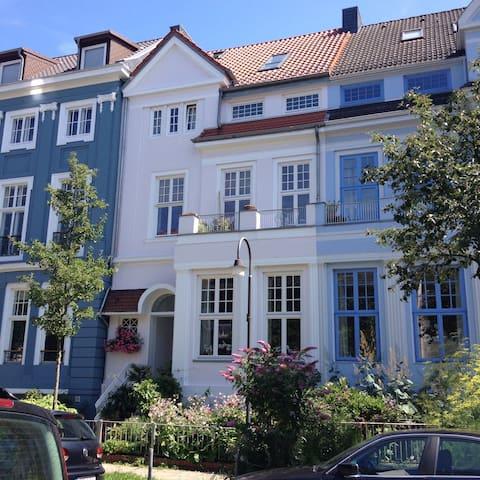 Apartment im Geteviertel - citynah