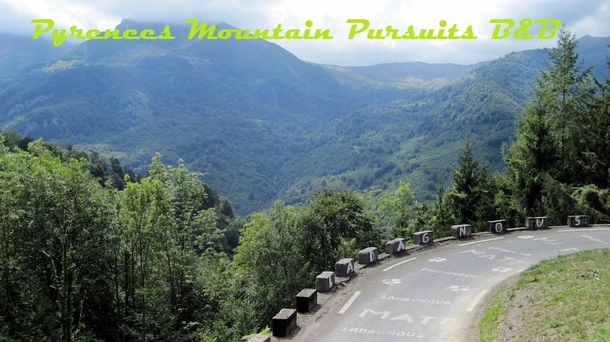 Pyrenees Mountain Pursuits B&B - Arudy - Bed & Breakfast