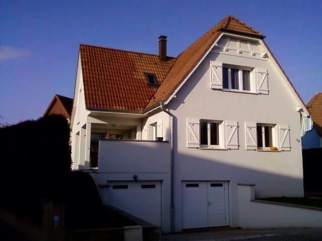 Belle chambre indépendante - Lampertheim
