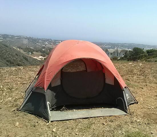 CAMPOUT WITH AMAZING VIEWS - Malibu - Khemah