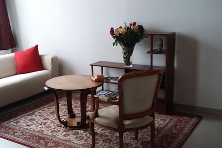 Appartment in 16th Century House. - Bruges - Apartamento