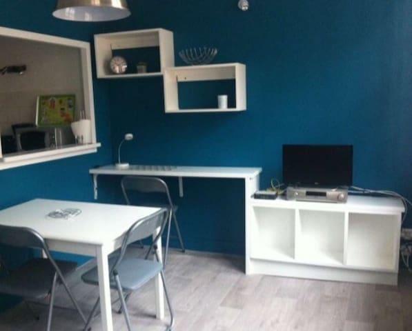 Studio centre ville de Bayonne