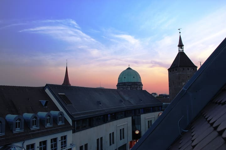 Location: The place is located in the middle of the old city/Altstadt.