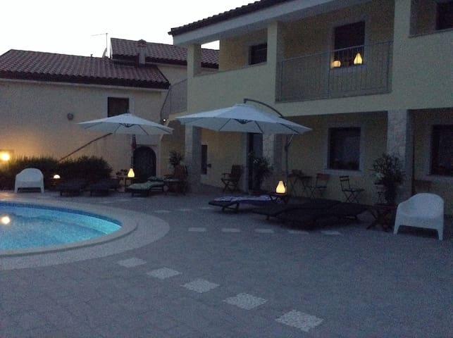 B&B& BIKE Villa Elicriso Krk-Croatia