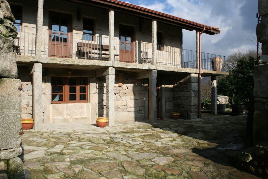 Apartamento rural con mucho encanto casas de campo en alquiler en cuncieiro o irixo ourense - Apartamentos alquiler ourense ...
