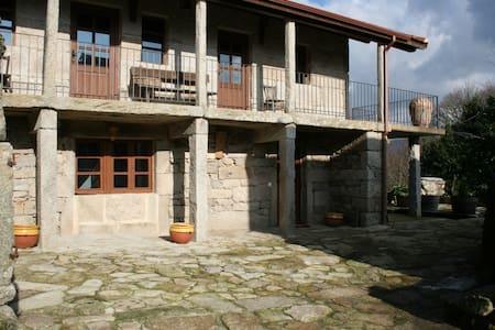 Casa rural con mucho encanto - Cuncieiro ( O Irixo )