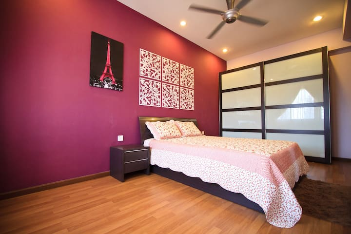 Boutique 3rooms Apt in Georgetown   - George Town - Apartamento