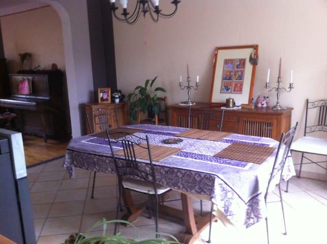Maison avec jardin à Saint Avold - Saint-Avold - Ház