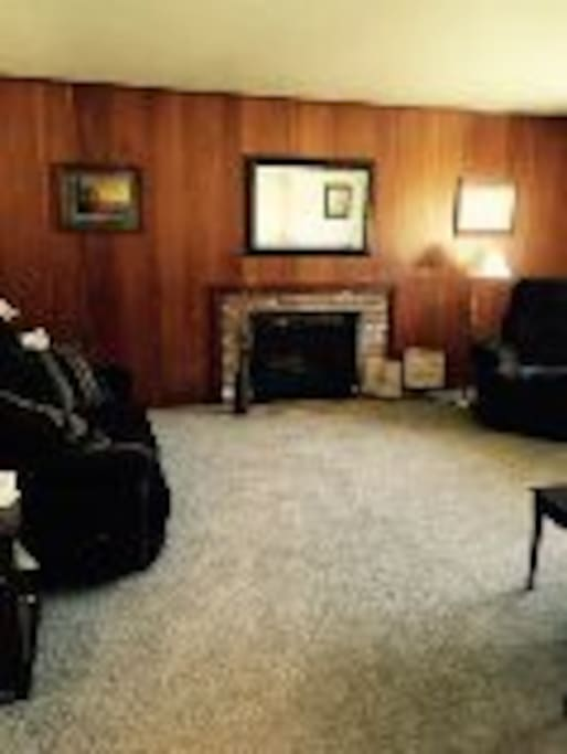 Front room - quiet WIFI