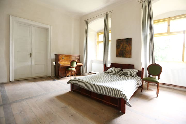 Main Bedroom - Broniszów - Şato
