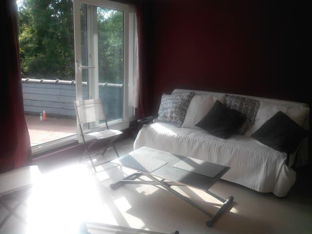 Canapé lit avec lit tiroir en dessous