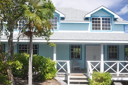 Serenity - Great Harbour Cay - House