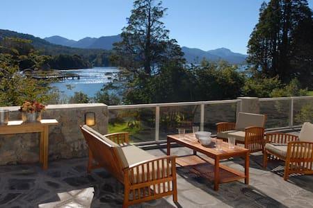 LAKESIDE HOUSE - San Carlos de Bariloche - Dom