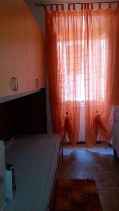 Camera con due letti singoli (il secondo estraibile)