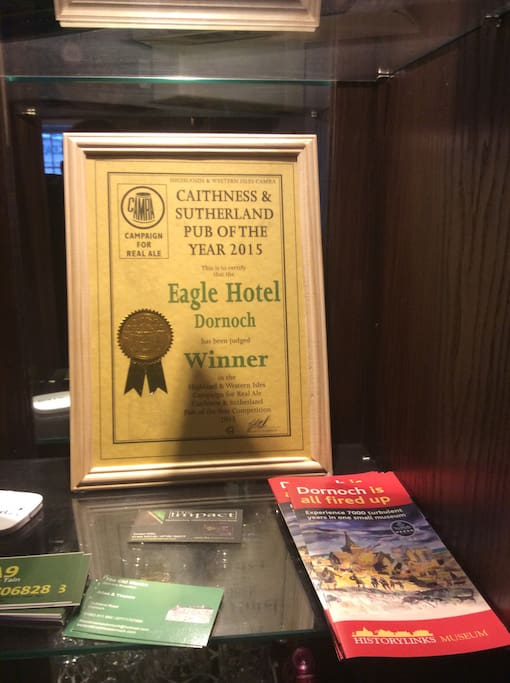 Pub is Camra award winner for real ale