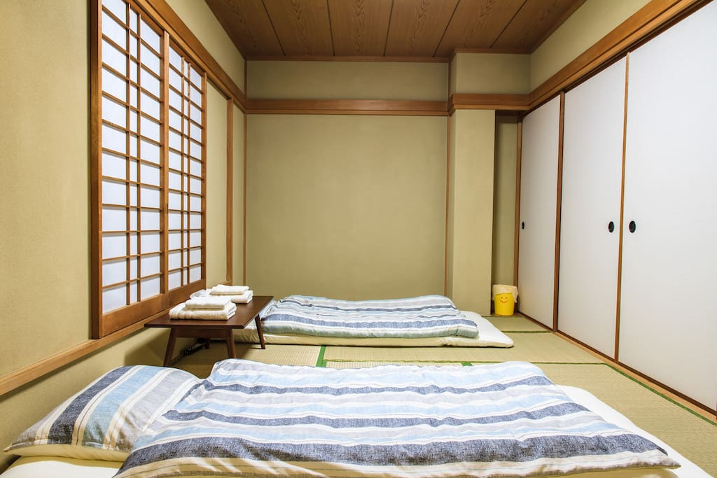 3br traditional japanese suite apartments for rent