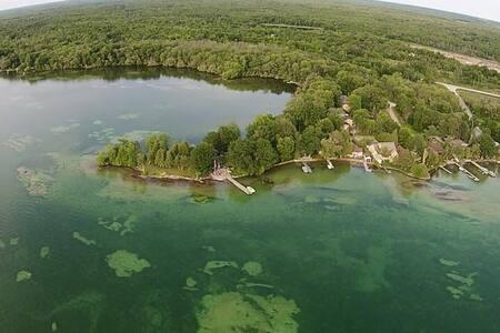 Lake Couchiching Cottage