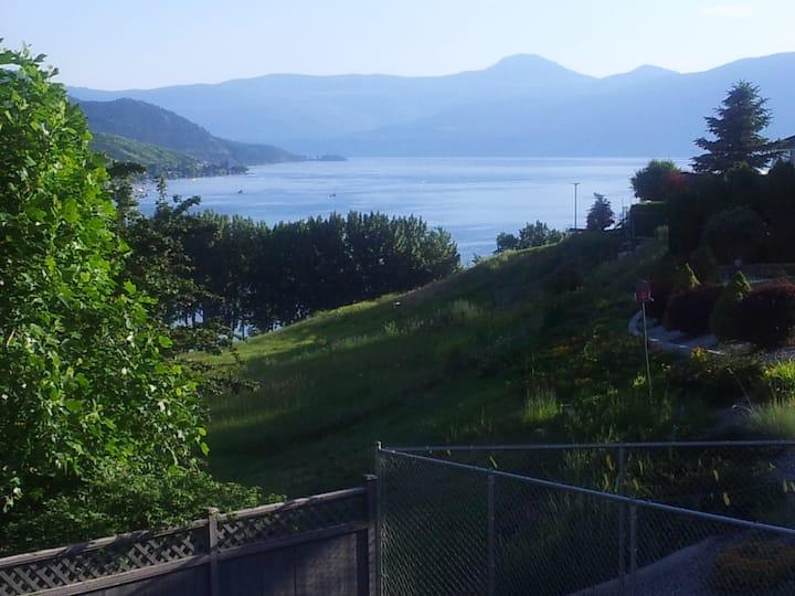 Okanagan Lake View