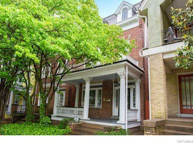 Fun 4 bed Home in Museum District - Richmond - House