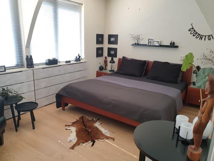 Bedroom 15 min. from Ahoy Eurovision.