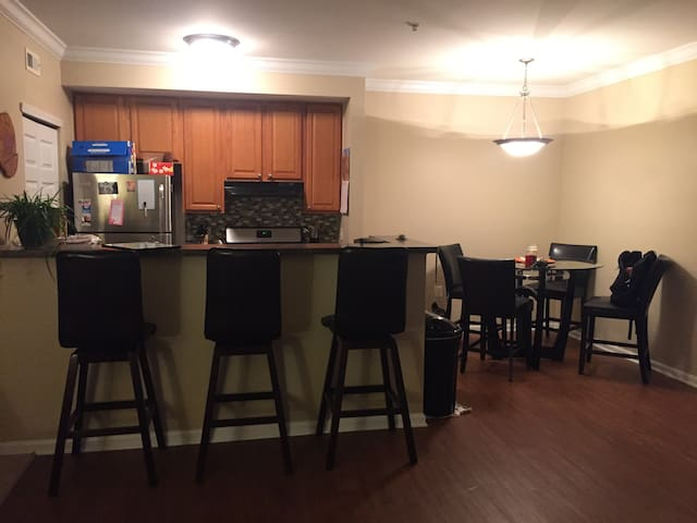 1 Bed Room apartment 2 min formPHL - Cherry Hill