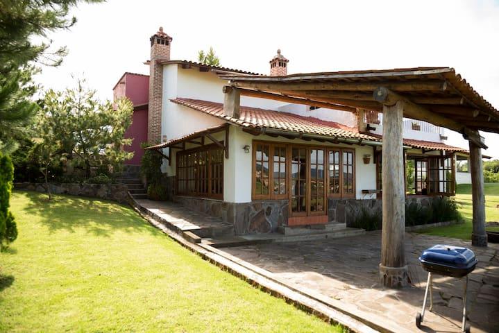 """""""La casa de Susana"""" Tapalpa - Tapalpa - Дом"""