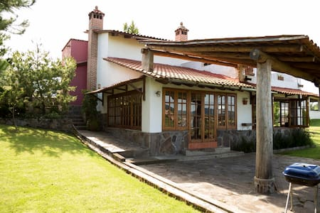"""La casa de Susana"" Tapalpa - Tapalpa - Huis"