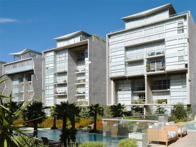 Habitación privada con cama individual - Tlalnepantla - Leilighet