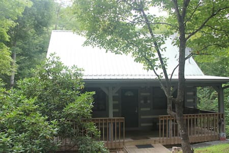 The Little Gray Cabin in the Spur