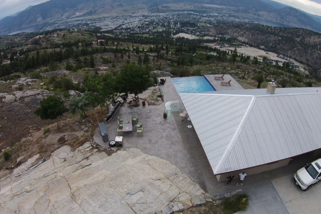 Over view of property