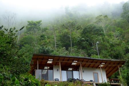 Cloud Forest mountain retreat - Rivas - House