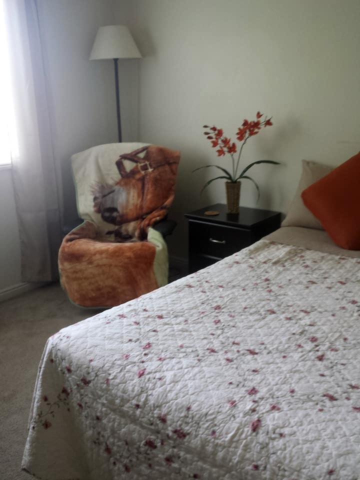 WEEKLY DISCOUNT - Jasper Room 6 mins. From Airport